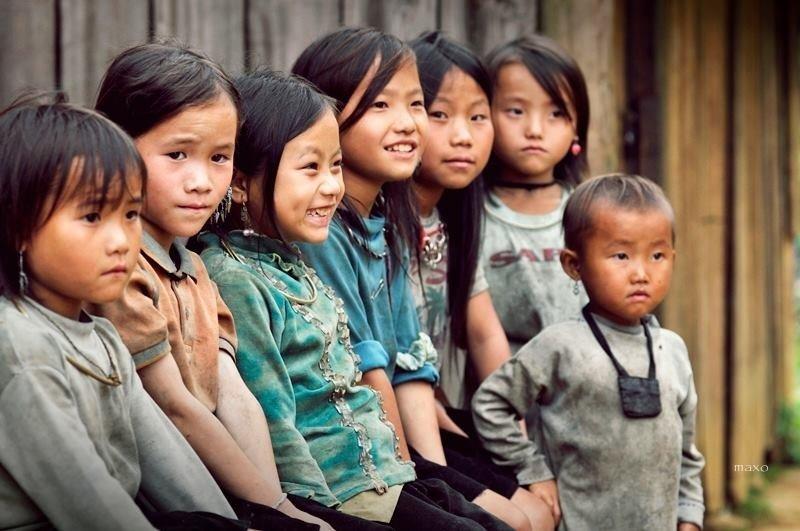 Enfants  Vietnam - Guide francophone au vietnam
