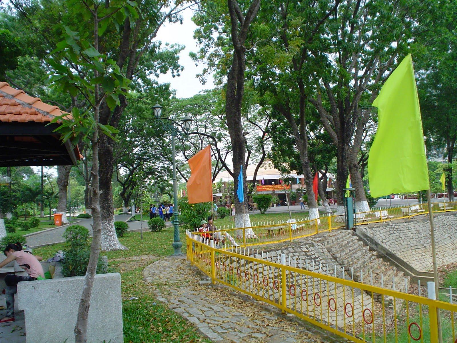 Guide francophone saigon au delta du mekong le jardin for Le jardin zoologique
