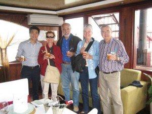 Visite la Baie d'Halong avec guide francophone au Vietnam