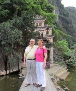 Visite Ninh Binh avec guide francophone locale au Vietnam