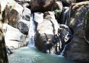 Les ruisseaux des Suoi Tien et  Suoi Da