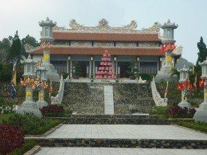 La pagode de Dieu De