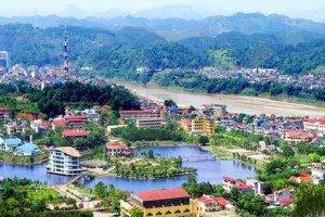 La province Lai Chau
