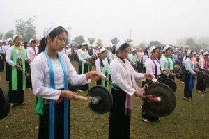 Les fêtes du groupe ethnique de Muong