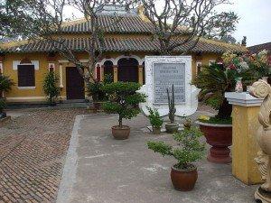 La maison communale de Binh Thuy