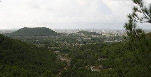 Le Mont Ngu Binh