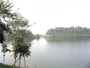 Le lac de Pa Khoang