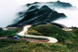 Le mont Mau Son