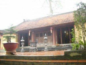 La pagode de la Tour Hac Y