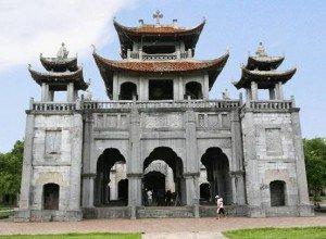 La cathédrale de Phat Diem