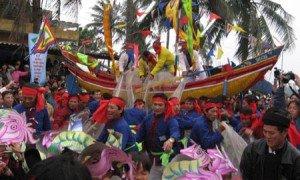 Les fêtes de la culture de Hue.