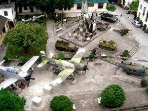 Le musée d'histoire militaire