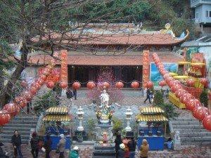 La pagode Long Tien