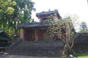 Le tombeau de Dong Khanh