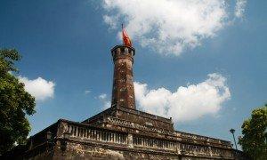 La tour du Drapeau de Hanoi
