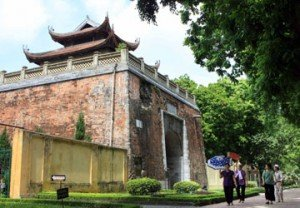 La citadelle royale de Thang Long