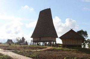 Le village Ba Na