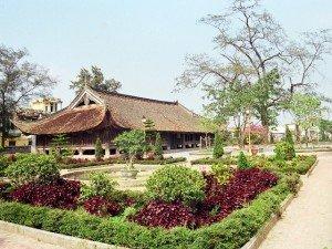 Le village de Dinh Bang