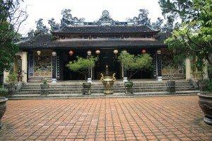 La pagode de Tu Hieu