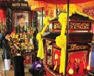 Les Fetes de maisons communales a An Giang