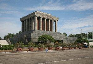 Mausole Ho Chi Minh