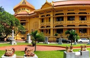 Le musée d'Histoire du Vietnam