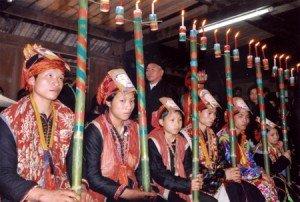 Fête du culte de Nung et de la minorité Tay