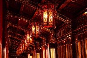 Le temple du Culte des rois Nguyên  ou The Mieu