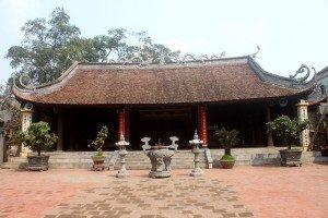 La maison communale de Tho Ha