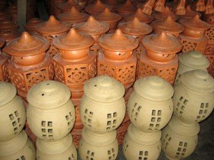 Le village des céramiques de Thanh Ha