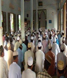le musulman voyage au Vietnam