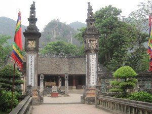 Le temple du roi Dinh Tien Hoang