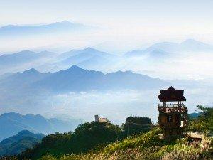 Le mont Ba Na