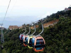 Les records du téléphérique de Ba Na à Da Nang