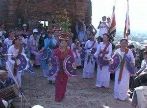 La fête Katê des Cham
