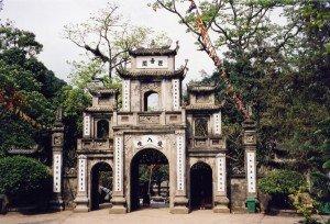 La pagode des Parfums Chua Huong