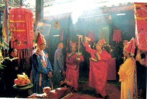 Fête de la maison communale de Binh Thuy