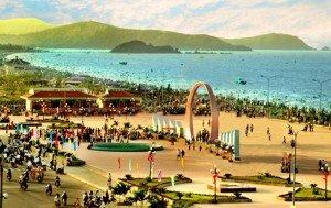 La plage de Cua Lo