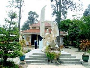 Le site historique de Go Thap