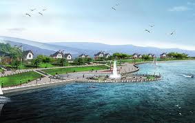 Le lac Dai Lai, un lieu de villégiature à l'eau de rose