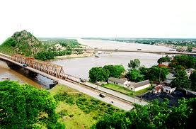 La province Thanh Hoa