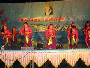 Festival des chants Ho khoan