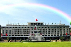 Le palais de Réunification