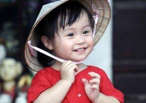 le sourire de bebe