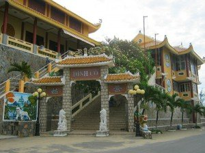 Le temple de Dinh Co