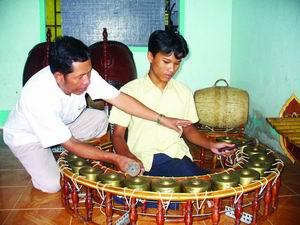 Musique matrimoniale traditionnelle Khmer