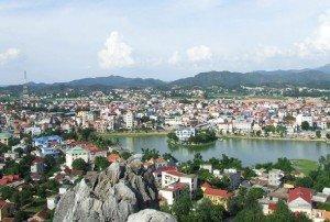 La province Lang Son