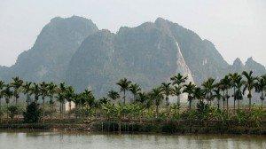 Les paysages de Trang Kenh