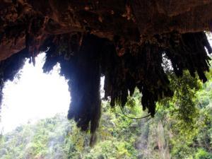 La grotte et le ruisseau des Fées