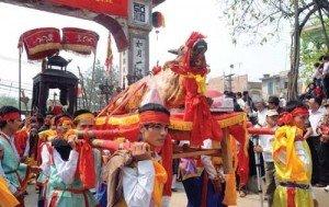 Festival du village de Tho Ha
